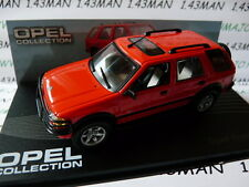 voiture 1/43 IXO eagle moss OPEL collection : FRONTERA