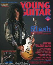 Young Guitar Magazine June 2004 Japan Slash Deep Purple Scorpions