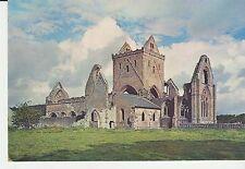 Vintage unused Arthur Dixon Postcard Sweetheart Abbey nr Dumfries, 3514