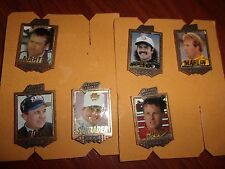 """ACTION NASCAR DRIVERS """"ACTION PACKED"""" PINS"""