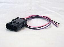 Oxygen Sensor Connector Pigtail 3 Wire GM TBI O2 Sensor, 0-1v AFR Gauge Wiring