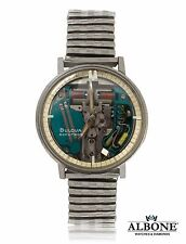 Bulova Accutron Spaceview Stainless Steel