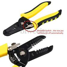 1PC Multifunctional Wire Stripper Stripping Pliers Cutter Tool Crimpe 10-22 AWG