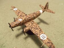 Built 1/144: Italian FIAT G. 12 Transport Aircraft