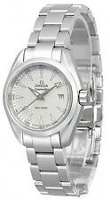 231.10.30.60.02.001 | OMEGA AQUA TERRA | BRAND NEW AUTHENTIC WOMENS QUARTZ WATCH