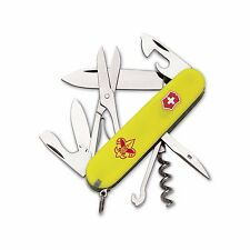 Victorinox Swiss Army Knife - Climber Stay Glow - Boy Scouts - Free Shipping