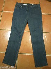 women's JAG mid rise slim ankle grazer denim jeans SZ 12
