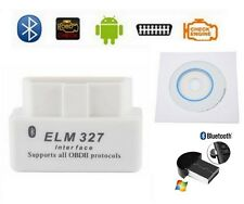 Super Mini OBD2 ELM 327 V 2.1 Bluetooth OBD-II + CD + dongle Bluetooth USB
