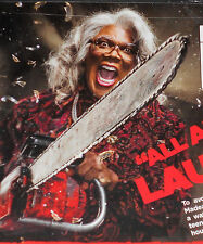 Boo! A Madea Halloween Tyler Perry DVD New! Sealed! w/ Glossy 0-Ring Slipcover!