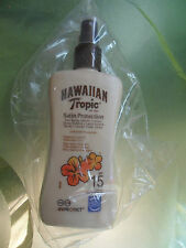 HAWAIIAN TROPIC Sun Spray Lotion Satin Protection - LSF 15 - 200 ml - NEU & OVP