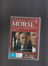 NEW/SEALED Inspector Morse Complete DVD Collection Episode 12 Infernal Serpent