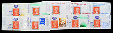 GB MACHIN 2000/2006 10 Different Exibition Boots Labels Retail Over £55 CD 479