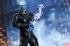 Hot Toys The Amazing Spider-Man 2 Electro Jamie Foxx 1/6 Scale Figure In Stock