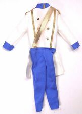 "Barbie Doll Clothes Unbranded Ken One Piece Prince Outfit 11""-12"" Doll"