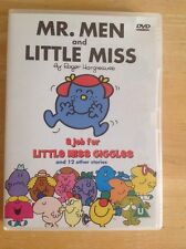 Mr Men And Little Miss - A Job For Little Miss Giggles And Other Stories (DVD, 2