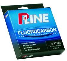 PLine Fluorocarbon / 250yds / 20lb / Clear / Lot of 2 Packs