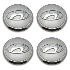"Set of 4- OEM 07-10 Hyundai 52960-2H800 Elantra 16"" Wheel Center Caps Hubcaps"