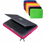 11-15'' Ultrabook Laptop Sleeve Case Bag Cover For Macbook HP Dell ASUS 7 Colors