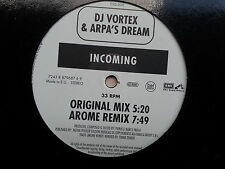 DJ Vortex & Arpa´s Dream - Incoming