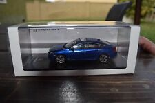 1:43 TSM Diecast Model 2016 Honda Civic Dealer Version