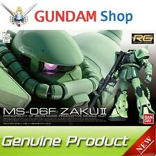 BANDAI RG Mobile Suit Gundam 1/144 MS-06F Zaku II Japan 170388