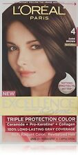 L'Oreal Excellence Dark Brown #4 (Pack of 6)
