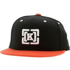 KR3W Brackets 2 Toned Cap (black / orange)