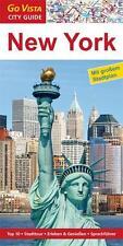 New York USA  Reiseführer Stadtführer mit Stadtplan Landkarte Reisekarte