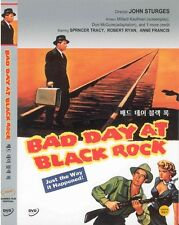 BAD DAY AT BLACK ROCK (1955) DVD - Spencer Tracy (New & Sealed)
