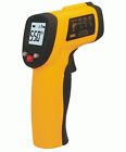 New LCD Digital IR Infrared With Laser Thermometer Non Contact + Battery