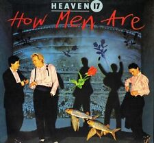 HEAVEN 17 how men are V 2326 A2U/B2U early press uk virgin 1984 LP PS EX/EX
