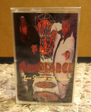 MEN AT LARGE cassette tape R&B Love Struggle & Progress rap Chubb Rock 1998 NEW
