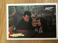 James Bond Archives 2014 Gold Foil Parallel Card 068 078/125 Tomorrow Never Dies