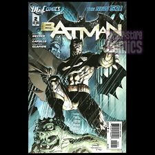 BATMAN #2 New 52 JIM LEE Variant SCOTT SNYDER Greg Capullo 1st Print DC COMICS!