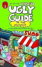CHildren's Book ~ UGLYDOLL UGLY Guide Plush Book UGLYVERSE # 1