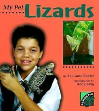 My Pet Lizards (All about Pets)