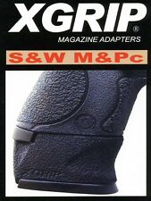 XGrip SWMPc Smith & Wesson Use M&P 9mm/40/357c Full-Size Magazine in M&P Compact