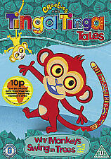 Tinga Tinga Tales - Why Monkeys Swing In The Trees (DVD, 2012)