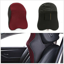 Comfortable Automobile Seat Memory Foam Headrest Head Neck Rest Cushion Mat 1PCS