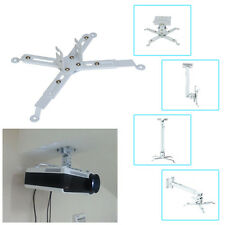 Universal LCD LED Tilt Extendable Projector Monitor Ceiling Wall Mount Bracket