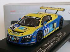 Schuco AUDI r8 Lms Nurburgring 2010, #98 - 1/43