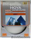 Genuine HOYA HMC UV(C) 52mm Multi-Coated Slim frame lens filter