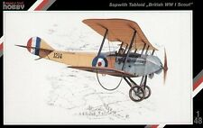 Special Hobby 1/48 Sopwith Tabloid 'British WWI Scout' # 48011