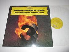LP/BEETHOVEN/SYMPHONIE 3 EROICA/KARAJAN/DG 2531103