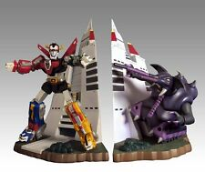 Voltron Lion Force Bookend Statues - New