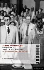Screen Adaptations: To Kill a Mockingbird: A close study of the relationship bet