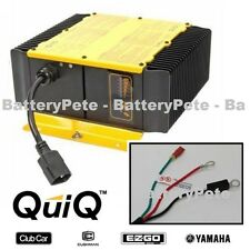 48 Volt Golf Cart Battery Charger Delta Q QuiQ 48v 18 Amp Battery Charger