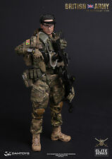 "DAMTOYS 78033  British Army In Afghanistan 12"" Soldier Action Figure 1:6 Toy"
