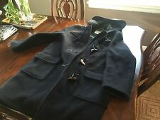 Duffle coat woman by London Tradition size 14 Navy Blue