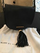 Marc By Marc Jacobs Gig Hincy Sling Messenger Bag Handbag In Black
